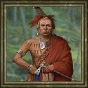Iroquois native icon