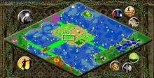 Montezuma level 6 map