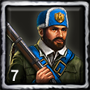 French Home City 2 (7 Skirmishers)