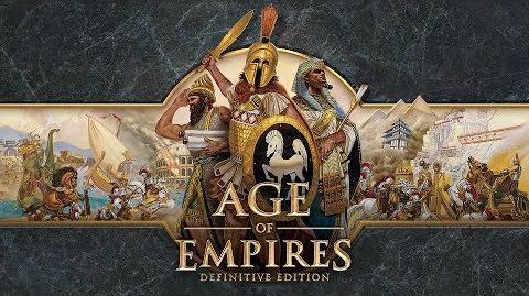 Age of Empires Definitive Edition - E3 2017 Announce Trailer