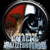 SW Galactic Battlegrounds logo circulaire