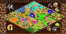 Bukhara map