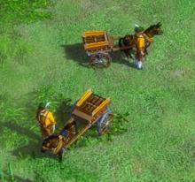 拓荒者馬車