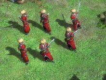 中國人 - 單位06-1.光榮火繩槍兵