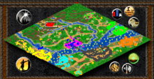 Dracula level 3 map