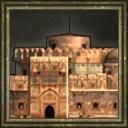 Agra Fort Portrait