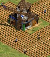 Villager(AOEII)Farmer