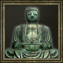 Great buddha icon
