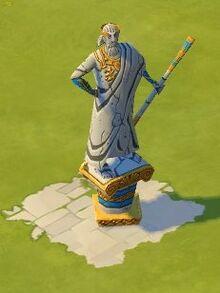 Argos Statue
