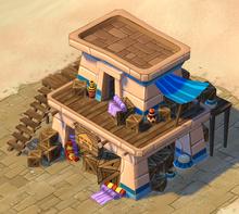 Ma' Terials' Tomb