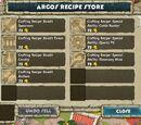 Argos Recipe Store