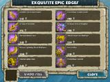 Exquisite Epic Edges