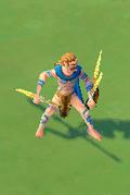 Gaesatae in-game