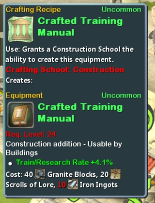 CR Con 24 Crafted Training Manual