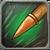 Barbed arrows