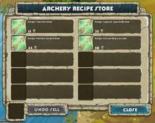 Archrecipestore