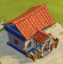 Small Greek Residence