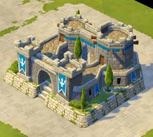 Greek Fortress