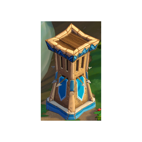 Fortified Tower Upgrade