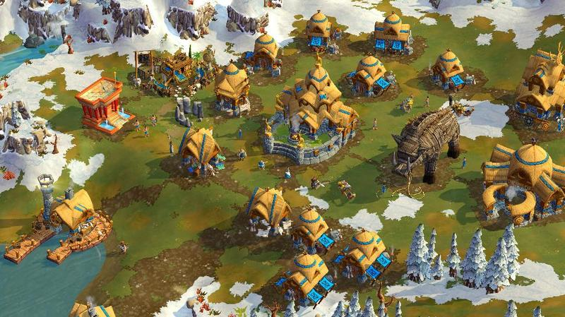 Take on the Celts, masters of metalworking and crafting, as you explore new  lands and new challenges in Age of Empires Online.
