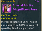Magnificent Fury