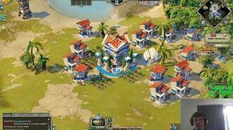 Project Celeste Crete- Rivals at the River! Defense of Crete Quest Easy 10 (Solo)