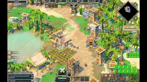 Age of Empires Online - Sandstorm