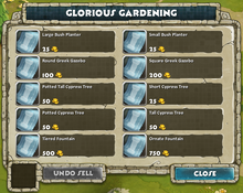 Glorious GardeninREAL