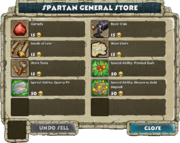 Spartan General Store