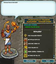SpartanDailyTrainingMarathon-SummerEvent-Completed