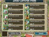 Argos Advisor Store