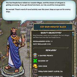 New Quest Dialog