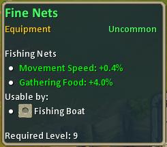 Fine Nets