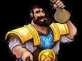 Visit King Agamemnon