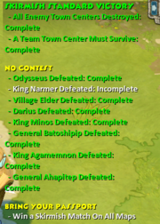 Hidden Skirmish Quests