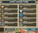 Argos Armor Store