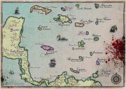 Stock Game COAS Map