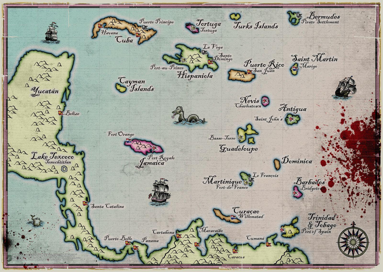 Stock Game COAS Map Maps