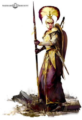 Lumineth Realm Lords | Sigmaroteca | Fandom