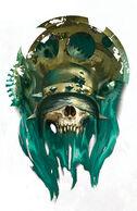 Logo muerte ilustracion 2