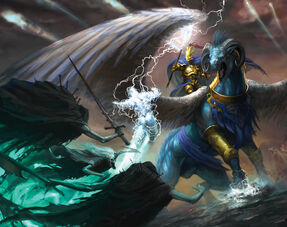 Lord Arcanum Tauralon