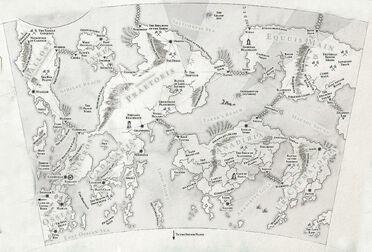 Mapa imperio ossiarch