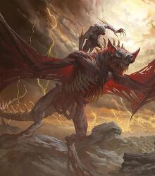 Abhorrant ghoul king