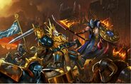 Warhammer-ageof-sigmar-artwork-all-gates-stormcast-vs-tzeentch