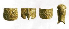 Simbolos oficiales stormcast ilustracion
