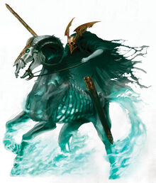 Knight of shrouds