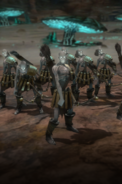 Лучник замогильных архонтов