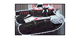 Лазерный танк-транспорт