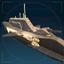 Имперская субмарина-иконка