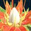 Росток, цветочный узел-иконка